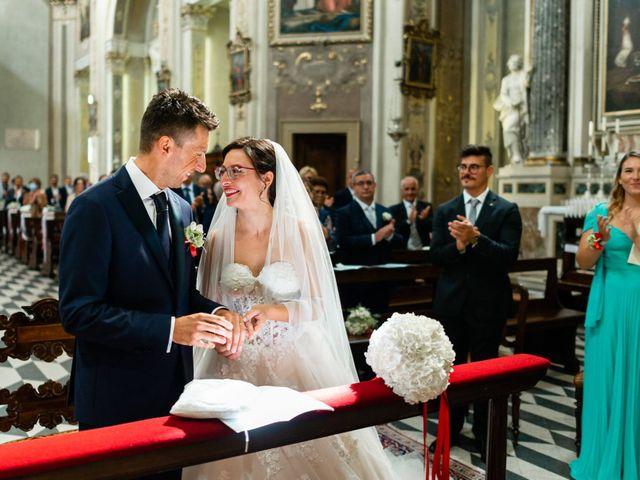 Il matrimonio di Daniele e Michela a Suisio, Bergamo 37