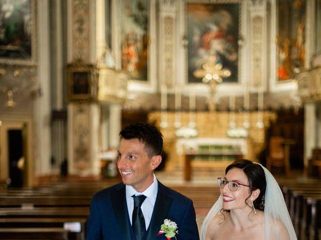 Il matrimonio di Daniele e Michela a Suisio, Bergamo 42