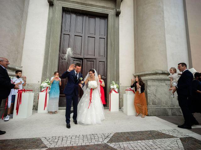 Il matrimonio di Daniele e Michela a Suisio, Bergamo 43