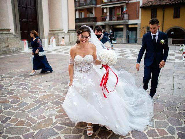 Il matrimonio di Daniele e Michela a Suisio, Bergamo 45