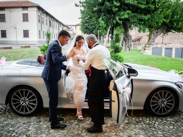 Il matrimonio di Daniele e Michela a Suisio, Bergamo 47