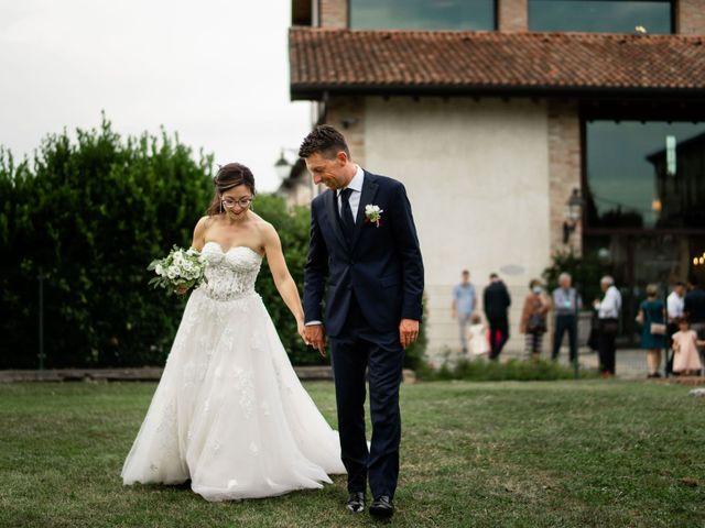 Il matrimonio di Daniele e Michela a Suisio, Bergamo 65