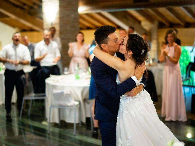 Il matrimonio di Daniele e Michela a Suisio, Bergamo 73
