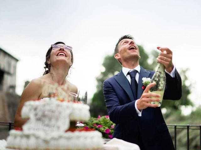 Il matrimonio di Daniele e Michela a Suisio, Bergamo 79