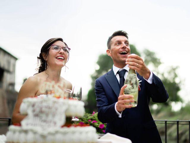 Il matrimonio di Daniele e Michela a Suisio, Bergamo 80