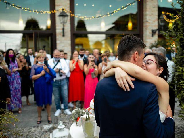 Il matrimonio di Daniele e Michela a Suisio, Bergamo 84