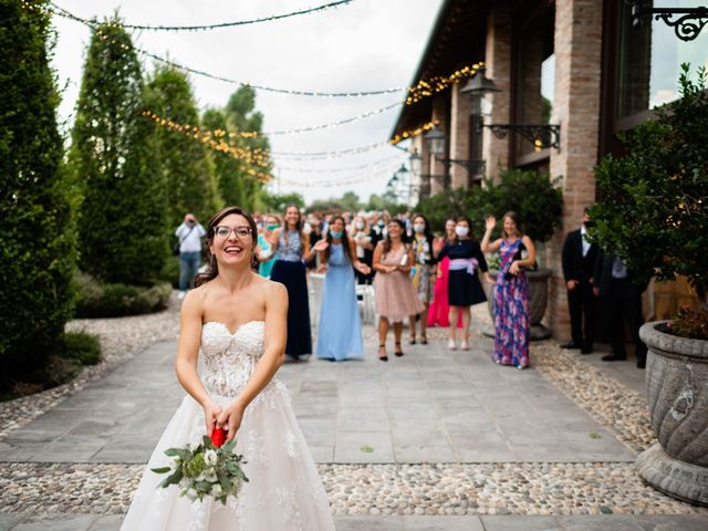 Il matrimonio di Daniele e Michela a Suisio, Bergamo 86