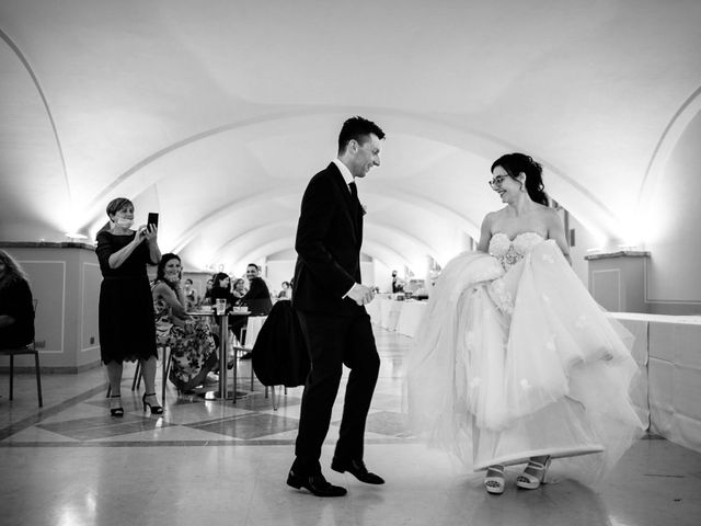 Il matrimonio di Daniele e Michela a Suisio, Bergamo 89