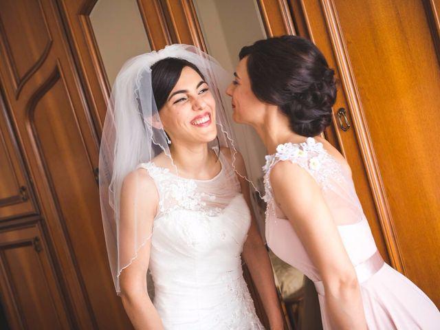 Il matrimonio di francesco e Elena a Borgoricco, Padova 17
