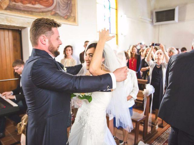 Il matrimonio di francesco e Elena a Borgoricco, Padova 24