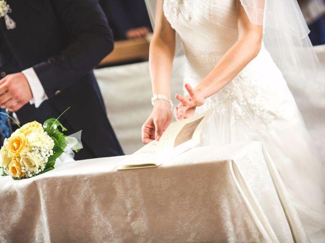 Il matrimonio di francesco e Elena a Borgoricco, Padova 26