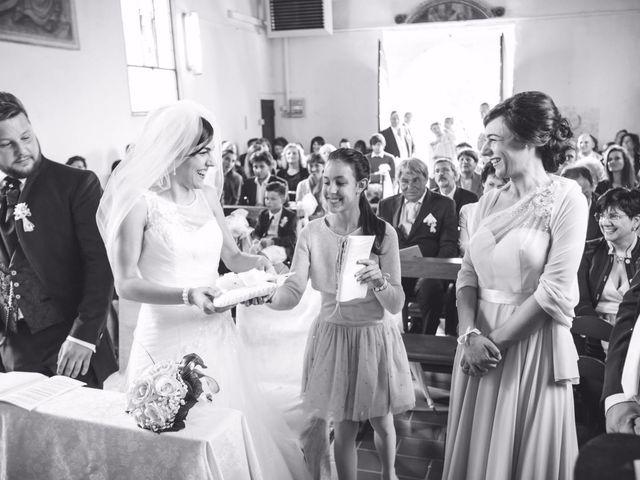 Il matrimonio di francesco e Elena a Borgoricco, Padova 29