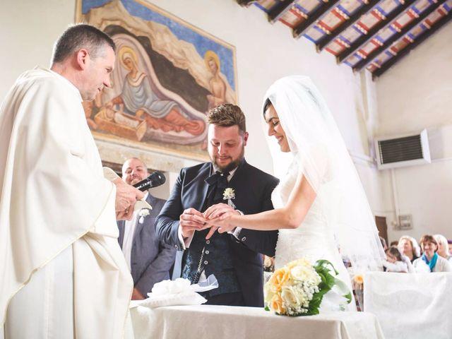 Il matrimonio di francesco e Elena a Borgoricco, Padova 30