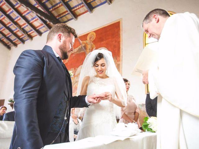Il matrimonio di francesco e Elena a Borgoricco, Padova 32