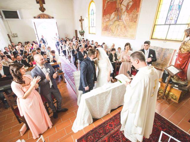 Il matrimonio di francesco e Elena a Borgoricco, Padova 33