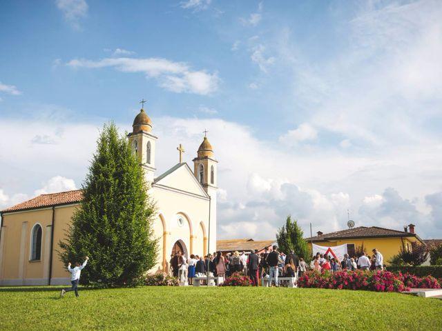 Il matrimonio di francesco e Elena a Borgoricco, Padova 40