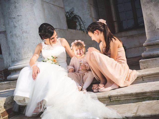Il matrimonio di francesco e Elena a Borgoricco, Padova 42