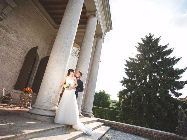Il matrimonio di francesco e Elena a Borgoricco, Padova 43