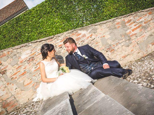 Il matrimonio di francesco e Elena a Borgoricco, Padova 44