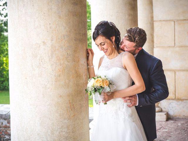 Il matrimonio di francesco e Elena a Borgoricco, Padova 46
