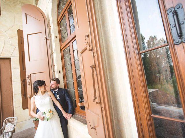Il matrimonio di francesco e Elena a Borgoricco, Padova 49