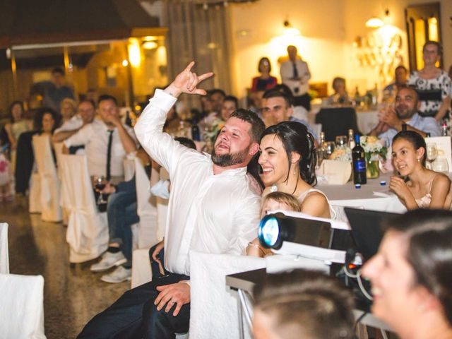 Il matrimonio di francesco e Elena a Borgoricco, Padova 57