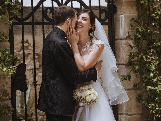 Le nozze di Miriana e Riccardo