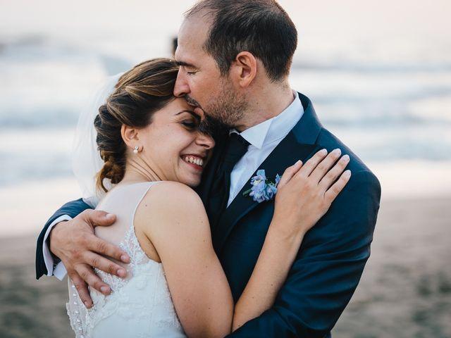 Le nozze di Monica e Isaac