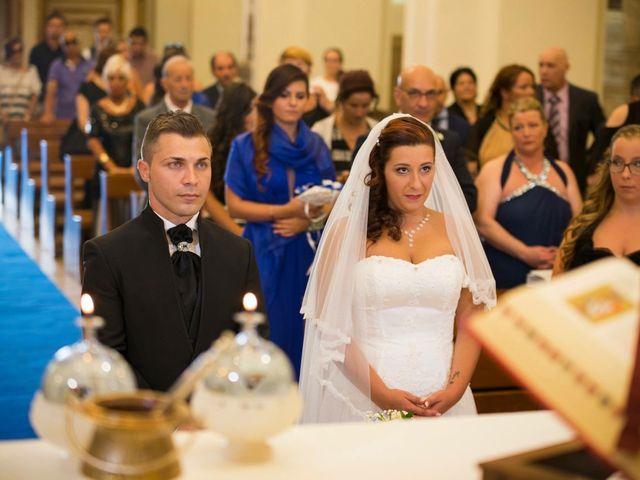 Il matrimonio di Giovanni e Mariangela a Molfetta, Bari 33