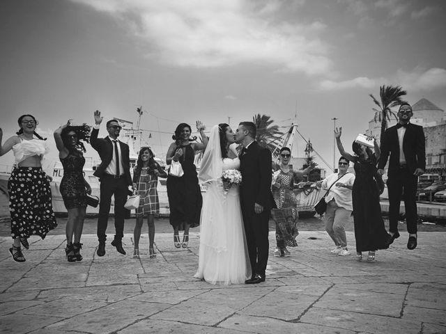 Il matrimonio di Giovanni e Mariangela a Molfetta, Bari 36
