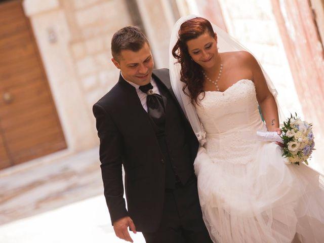 Il matrimonio di Giovanni e Mariangela a Molfetta, Bari 37