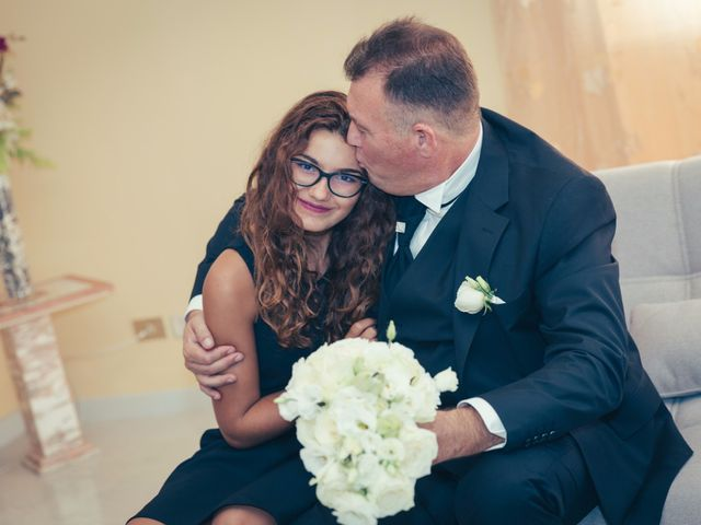 Il matrimonio di Claudio e Irene a Sorso, Sassari 12