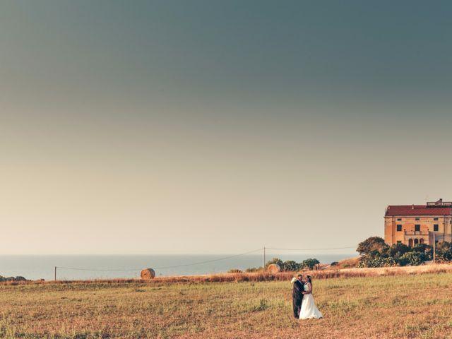 Il matrimonio di Claudio e Irene a Sorso, Sassari 1
