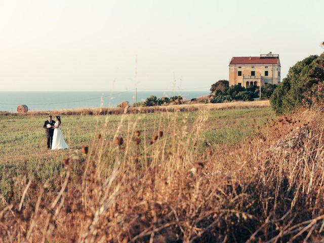 Le nozze di Irene e Claudio