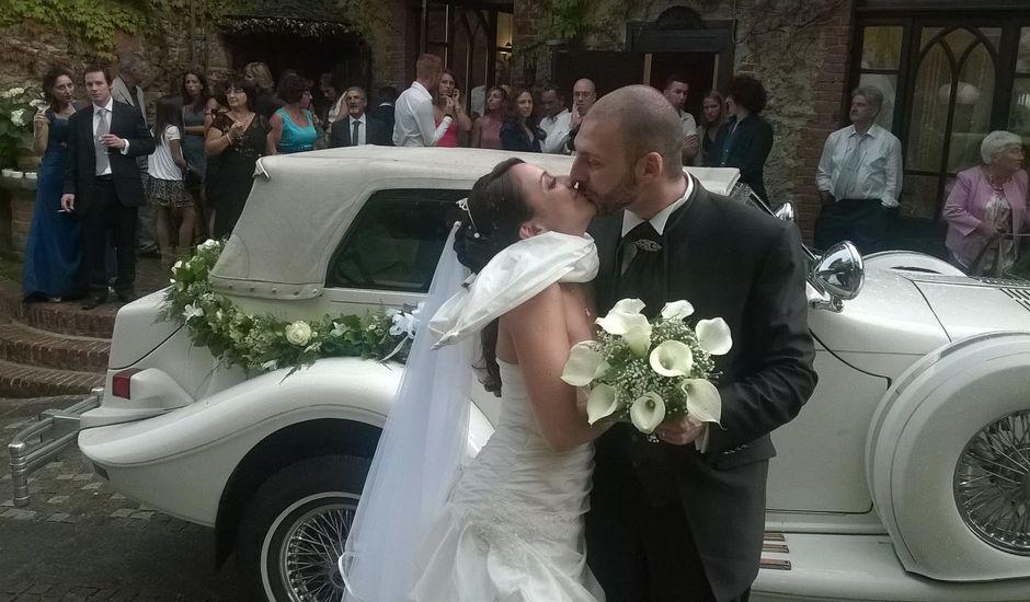 Il matrimonio di Angela e Simone a Piossasco, Torino