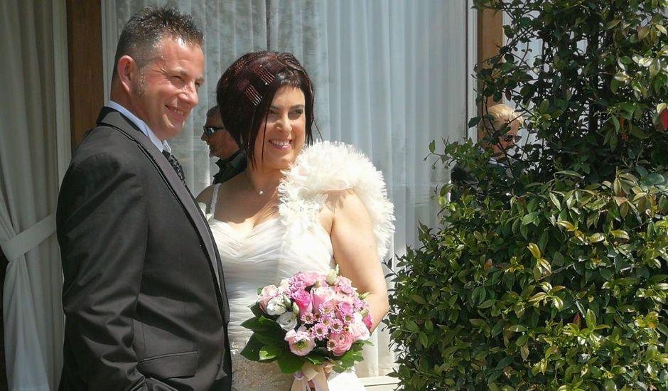 Il matrimonio di Alessandra  e Massimiliano  a Capriolo, Brescia