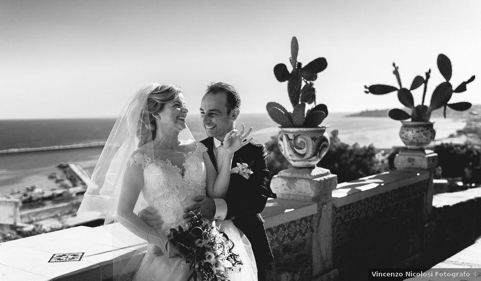 Il matrimonio di Rino e Marisa a Sciacca, Agrigento