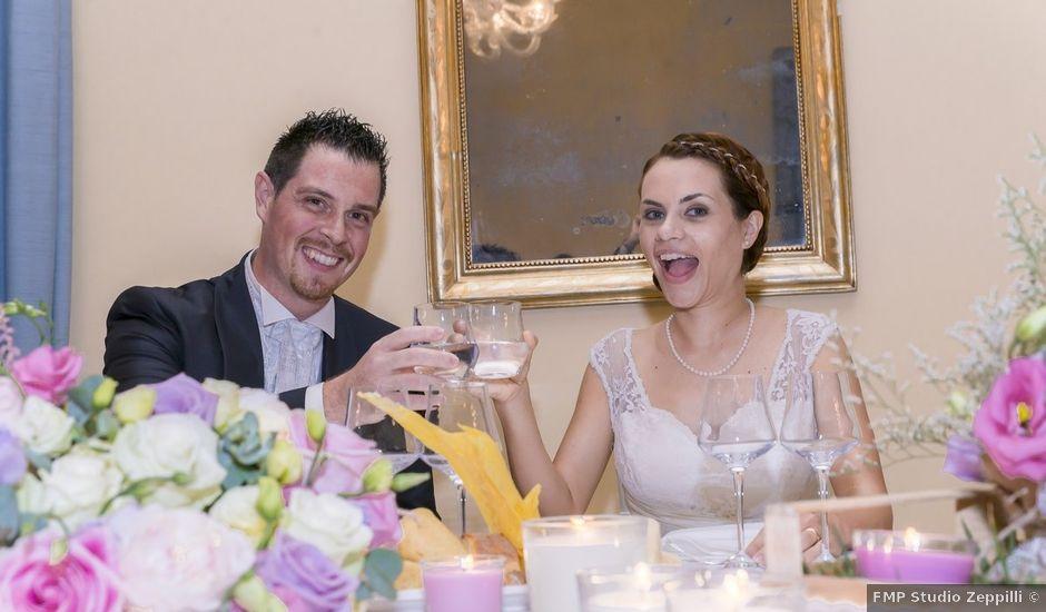 Il matrimonio di Alessandro e Maria Elisa a Cupra Marittima, Ascoli Piceno