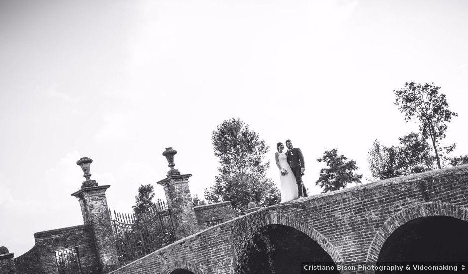Il matrimonio di francesco e Elena a Borgoricco, Padova