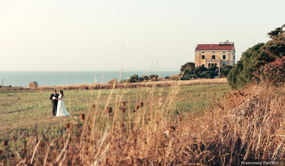 Il matrimonio di Claudio e Irene a Sorso, Sassari