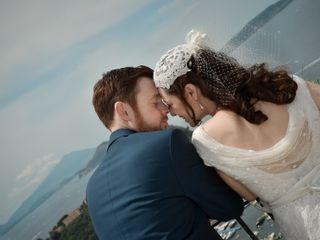 Le nozze di Marta e Oliver