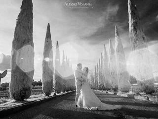 Le nozze di Vanessa e Mirko 1