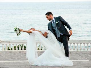le nozze di Flavia e Angelo 1