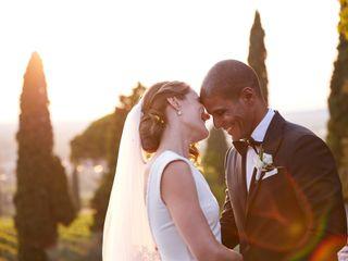 Le nozze di Federica e Yassine