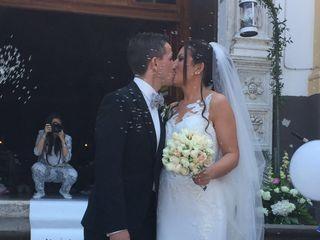 Le nozze di Luisana e Pino