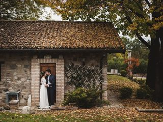 Le nozze di Ines e Luca
