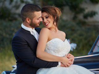 Le nozze di Graziella e Fabio