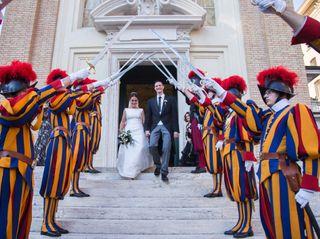 Le nozze di Pilar e Joseph