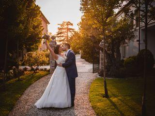 Le nozze di Martina e Luigi