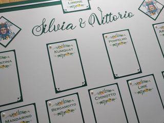 Le nozze di Vittorio e Silvia 1